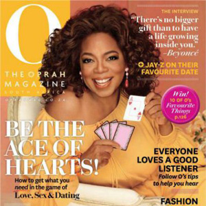 O - The Oprah Magazine South Africa 02/12